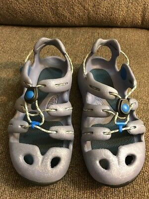 40b168b8c922 KEEN MION BOY SANDALS SPORT SANDALS SIZE 3 Blue GSR for sale Long Beach