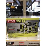 Ryobi P1843 One+ 18V 10-Piece Combo Kit New!