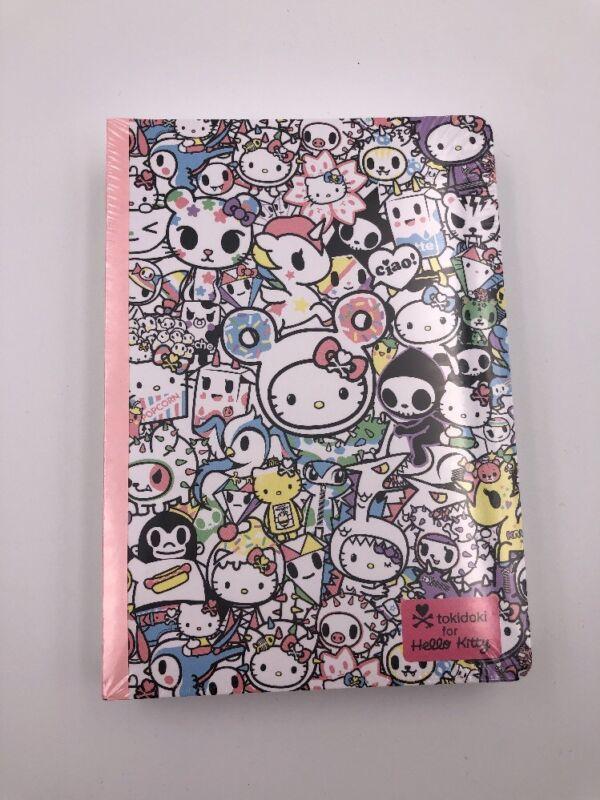 Tokidoki x Hello Kitty: 3 Piece Notebook Set (E5)