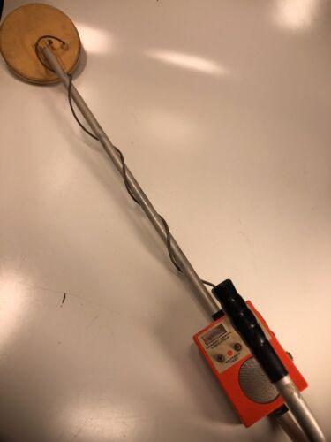 Vintage Usika 4000 Metal Detector