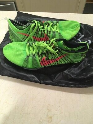 Nike Zoom Victory 2 Flywire Track Spikes Size 12 555365-487 a8faf3c6adcdb