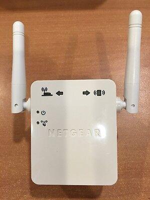 Sensormatic Netgear Wn3000rph 2Adpas Adt Pulse Range Extender Wifi