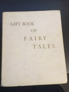 DEANS GIFT BOOK OF FAIRY TALES J&A Johnstone 1967 Dean And Son