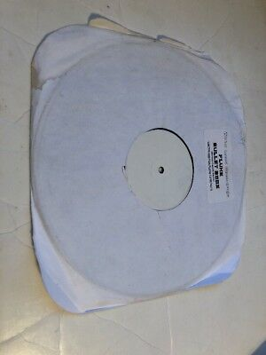 White Label Recording Fluke Bullets 2005  Marcelo Castelli Remix  Limited 1000 F