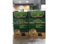 CUPRINOL 5 STAR COMPLETE WOOD TREATMENT 10 litres 2 x 5L