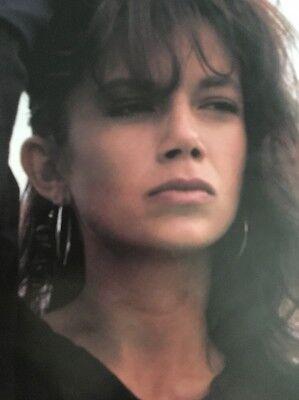 Vintage Justine Bateman   Satisfaction   1988   Poster