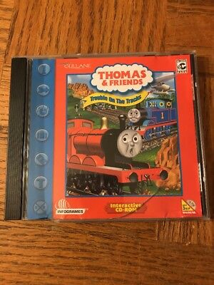 Thomas And Friends Trouble On The