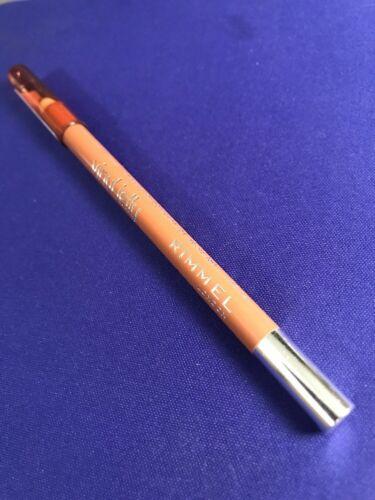 Rimmel London Vinyl Jelly Gloss Lip Liner Pencil ~ #007 Fudg