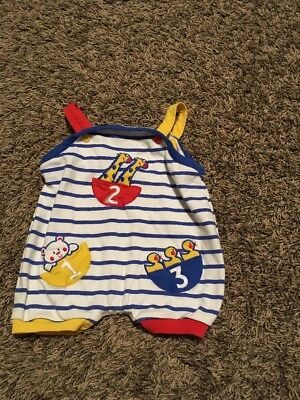 Doe-Spun The Children's Wear Company Inc., One Piece Outfit, 18 Months