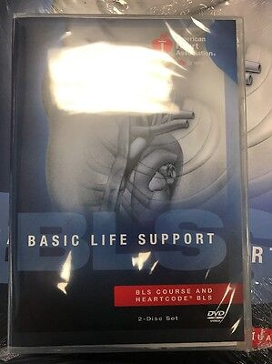 American Heart Association Basic Life Support Dvd Bls 2015