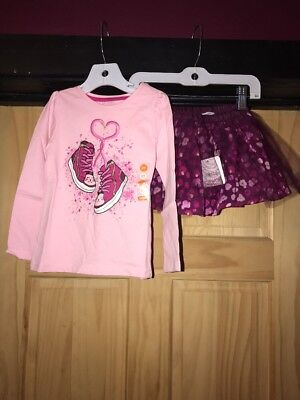Gymboree girls Tails Of The City Outfit Size 2t nwt