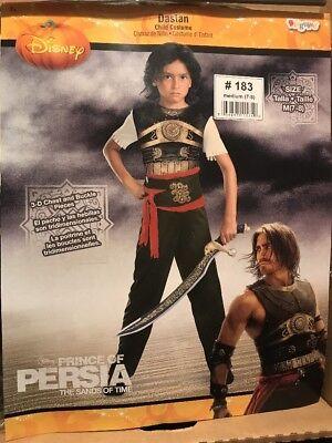 Prince Of Persia Costume (Prince Of Persia Dastan Costume Child Medium)