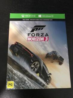 BRAND NEW - FORZA HORIZON 3 - DOWNLOAD CODE
