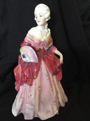 Rare Royal Doulton 'Fleurette' Figure
