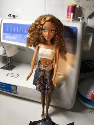 My Scene Barbie Doll Madison African American Doll - Mint, OOF FREE SHIPPING!!!