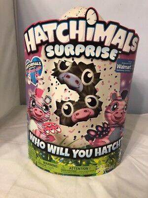 Hatchimals Surprise Zuffin Walmart Exclusive- New - Sealed - Free Shipping