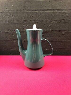 Poole Blue Moon Twintone Large Coffee Pot 10