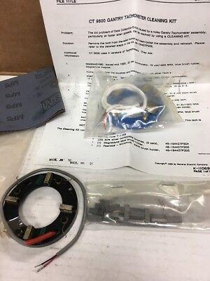 Gantry Tach Cleaning Kit Repair Kit Gem 46 194427p302 Ct9800 Ct 9800 Ge Scanner