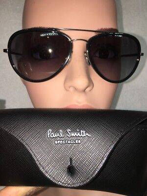 Paul Smith Sunglasses Chadwick Black Lens Guitar Inside