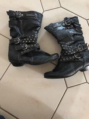 Frauen Stiefel Größe 36