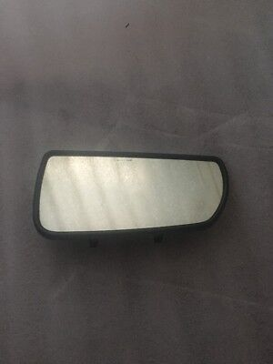 2005 - 2007 Cadillac STS Side Mirror Glass Front LH Driver Side OEM Auto Dim