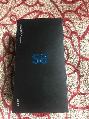 Samsung Galaxy S8 SM-G950U - 64GB - Midnight Evil (Straight Talk) Smartphone