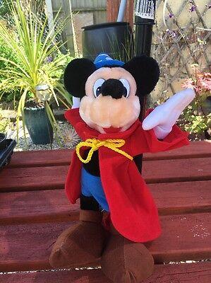 Fantasia Disney Mickey Mouse Plush