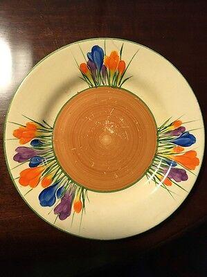 Genuine Old Clarice Cliff Bizzarre Wilkinson Pottery Side Plate
