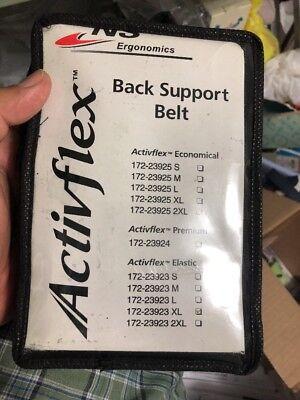 Northern Safety Back Support Belt