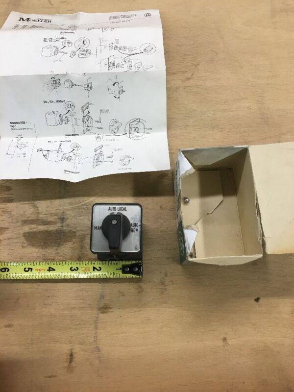 Klockner Moeller TO-2-3633.64/EZ Flush Mounting Cam Switch