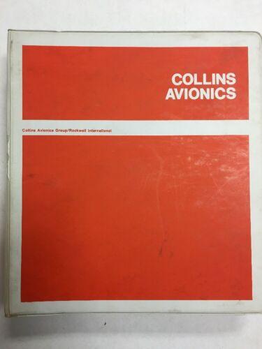 Collins WXR-200A Weather Radar System Original Instruction Book