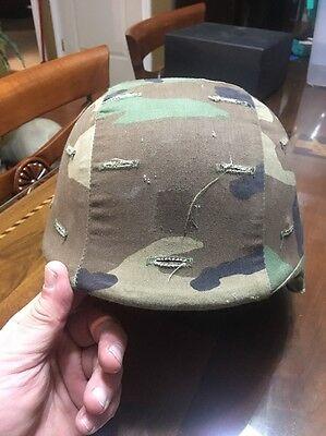 U.S. Army Military Kevlar PASGT Helmet Surplus Medium, Survival