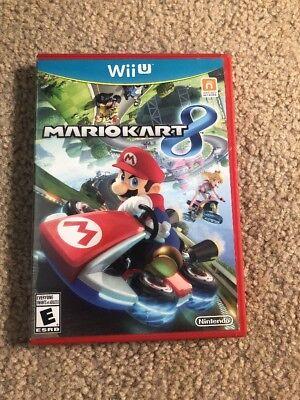Mario Kart 8 (Nintendo Wii U, 2014)