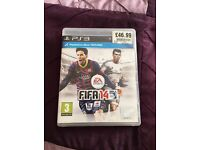 PLAYSTATION PS3 FIFA 14 VIDEO GAME