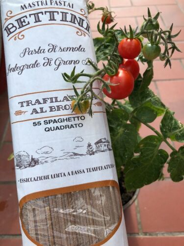 12x500g Vollkornnudeln 4eck Spaghetti Pasta ballaststoffhaltige Ernährung 🍝👍🏾