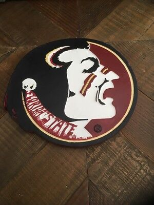 Florida State Seminoles Stepping Stone Decorative Plaque (Ncaa Stepping Stone)