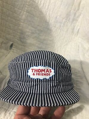 Thomas The Train Engineer Hat (THOMAS THE TRAIN ENGINEER CAP HAT * KIDS ONE SIZE * Thomas And Friends)
