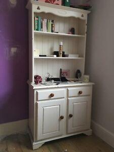 White Painted Pine Dresser