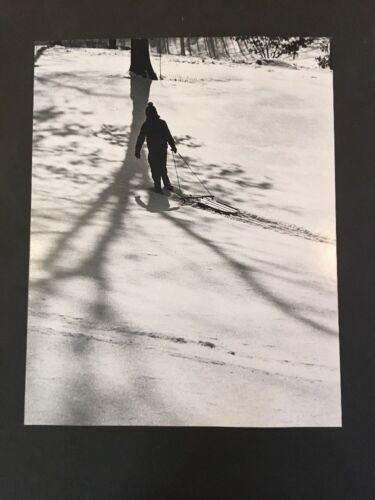 Tom Hady Photographer Shadows Vintage NVCC Judged 9 - $7.99