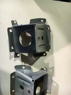 peugeot 205 Gti 19 16 Front Seat  Floor Mounting Brackets All 3