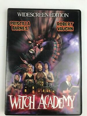 Witch Academy DVD - Robert Vaughn, Priscilla Barnes - Halloween Movie](Halloween Film Barn)