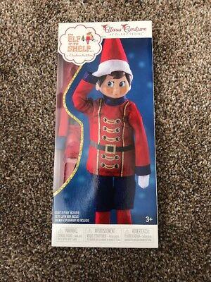 NIB Elf On The Shelf Snowy Sugar Plum Soldier Nutcracker Costume