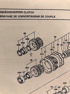04932-20210-71 Transmission Gear Toyota Forklift 42-6fgcu25 Reference 3203-46