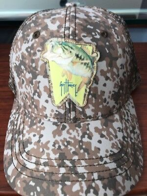 Guy Harvey   BOOM SHAKA   Trucker Hat Cap Mens One Size - Adjustable b3c6d286fdd2