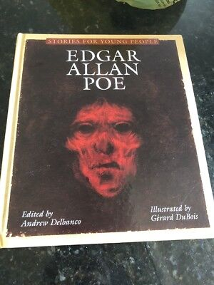 EDGAR ALLAN POE, STORIES FOR YOUNG PEOPLE, BEST LOVED, MOST (Edgar Allan Poe Best Short Stories)