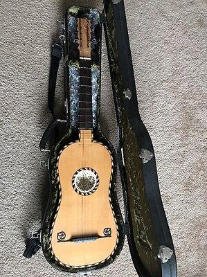 5 Course Baroque Guitar