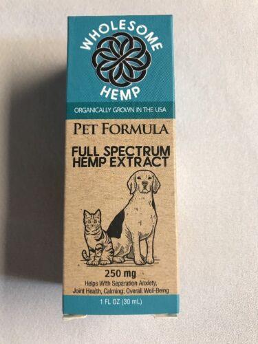 Hemp Pet Formula