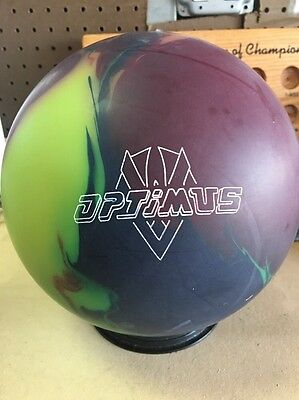 New Storm Optimus Solid 15lb Bowling Ball