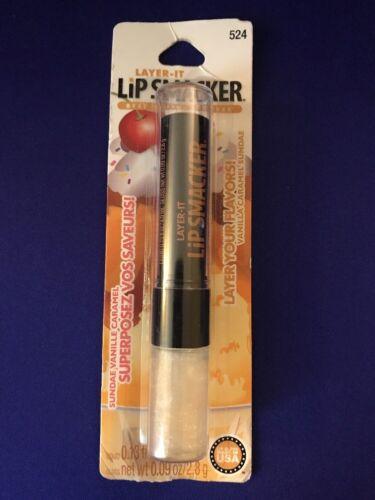 Lip Smacker Layer-It Gloss ~ Vanilla Caramel Sundae 524