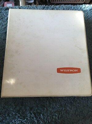 Wiltron 6600a Series Programmable Sweep Generators Multiband Models Manual